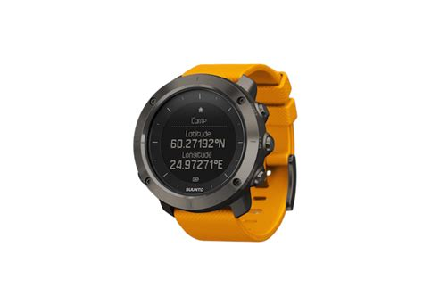 Smartwatch Suunto suunto traverse il nuovo smartwatch con gps sportoutdoor24
