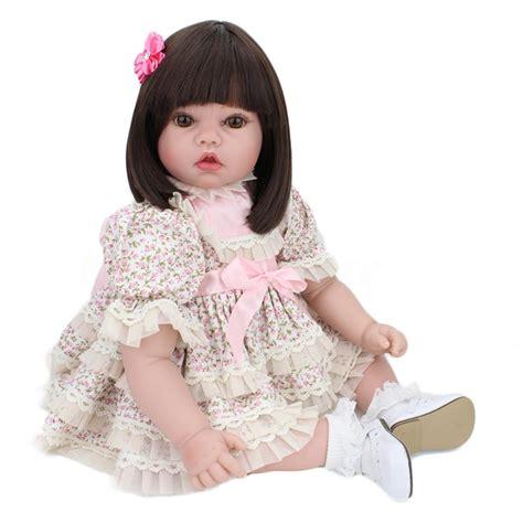 Handmade Baby Doll Clothes - silicone handmade baby doll newborn lifelike reborn