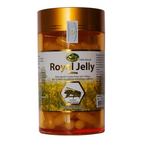 Narural Royal Jelly royal jelly dinh d豌盻 ng cho da