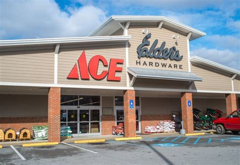 ace hardware hours today elder s ace hardware of chickamauga hardware stores 36