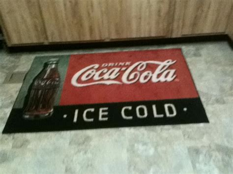 coca cola rug 46 best images about coca cola on opening day sodas and kitchen rug
