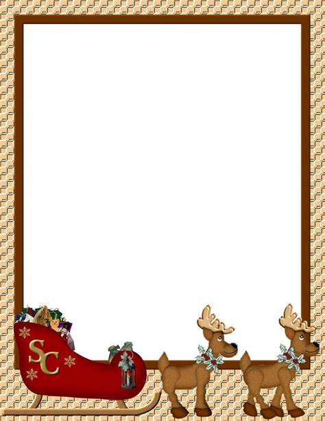 christmas stationerycom template downloads
