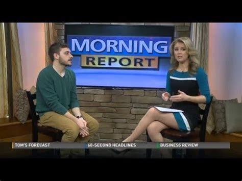 katie bavoso sits down with a member of the androscoggin