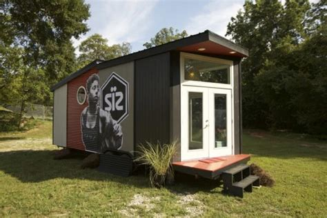 tiny houses atlanta 180 sq ft pop up shop tiny house in atlanta ga