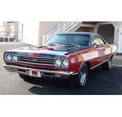 1969 PLYMOUTH GTX 2 DOOR HARDTOP  Front 3/4 89874