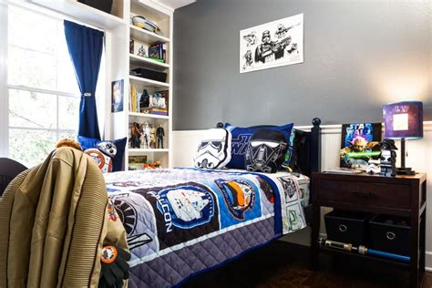 boys star wars bedroom woven by words may the fourth be with you