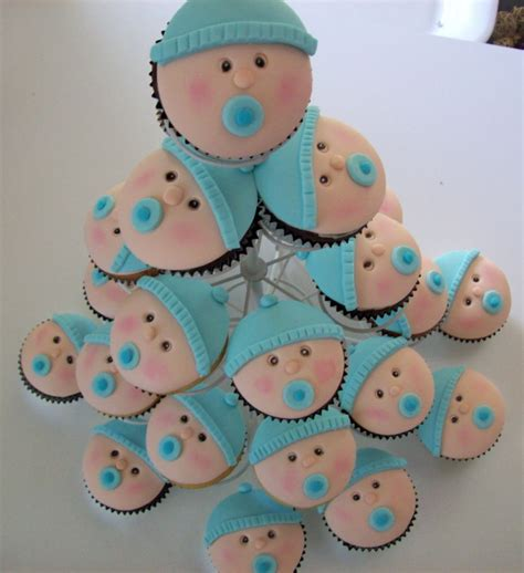 Baby Shower Cupcakes by Baby Shower Cupcakes Home