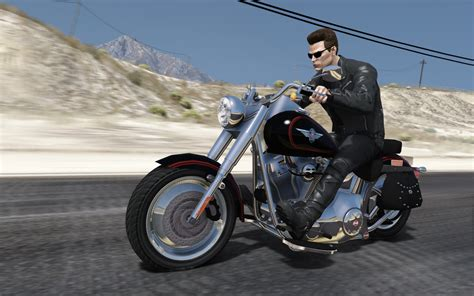 Harley Davidson For by Harley Davidson Boy T 2 Gta5 Mods