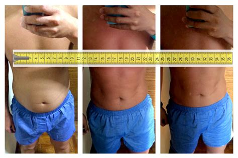 Detox Results by The Food Went For A 7 Days Detox And