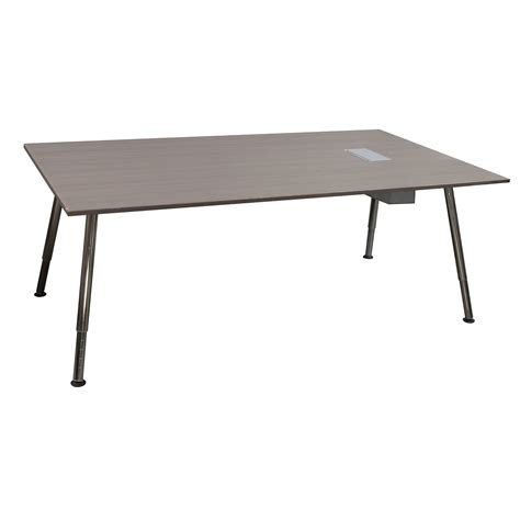 ikea galant conference table ikea galant used 44 215 77 adjustable height table gray and