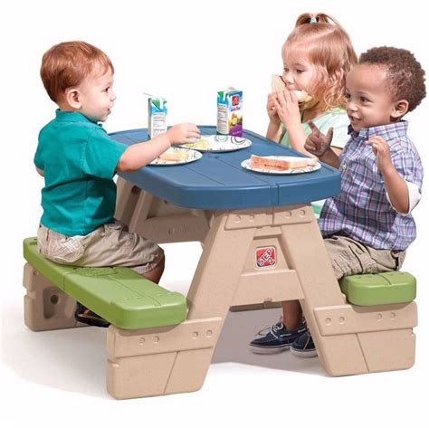 toddler picnic table with umbrella best 20 picnic table ideas on