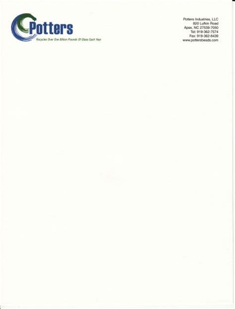 business letter format on stationery stationery letterhead business letter company business