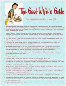Good Housewife Guide by Printable Retro Housewife Themed Bridal By Onelovedesignsllc