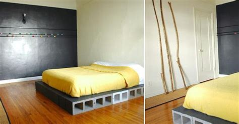 Permalink to Diy Platform Bed Frame – How to Build a Bed Frame   Genius!   Bob Vila
