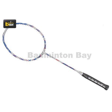 Apacs Blend 6000 Blue 4u Badminton Racket Racquet Free Stringing Pu apacs zig 80 white blue 4u badminton racket