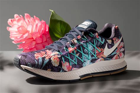 nike floral sneaker nike running photosynthesis floral shoes sneakernews