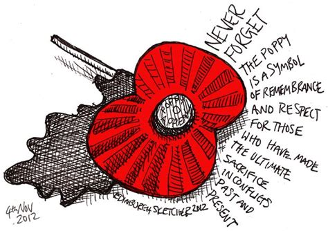 the poppy is a symbol of remembrance poppies pinterest