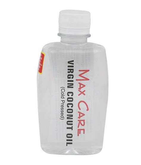 coconut vco 250 ml maxcare coconut cold pressed 250 ml pack of