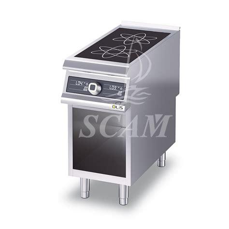 cucine elettriche a induzione cucine friggitrici e griglie in acciaio per cottura