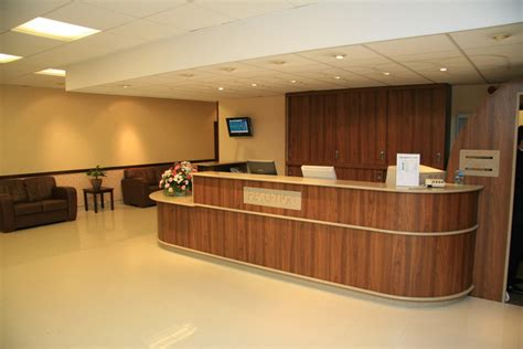 hotel reception desk design bespoke reception desk
