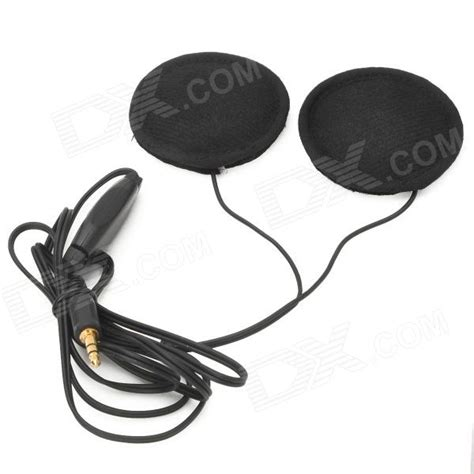 Motorcycle Helmet Headphones Headset for MP3 Player / GPS
