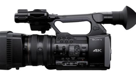 video cam sony fdr ax1 digital 4k video camera recorder review youtube