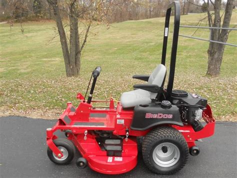 big lawn mowers big r 760 ztr lawn mower