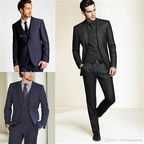 online cheap 2015 formal tuxedos suits men wedding