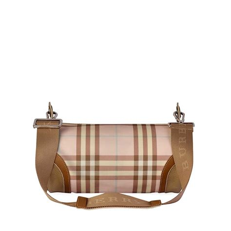 Roll Bag Pink burberry check roll bag pink luxity