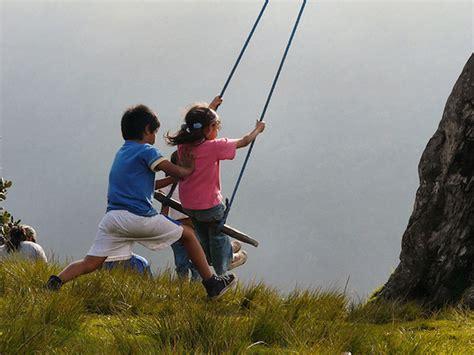 crazy swing the crazy swing at casa del arbol casa del arbol