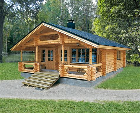 building eco wooden house round logs wooden houses eco house passive house producer finnish log houses