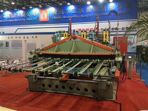 woodworking exhibition qingdao haozhonghao machinery china best woodworking