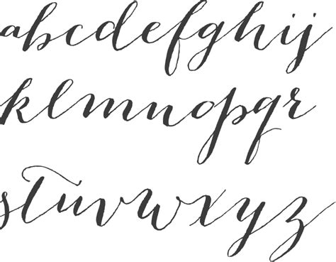 calligraphy font welbaumhow to use calligraphy fonts