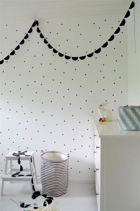 diy wallpaper kidsroom http mysecondhandlife