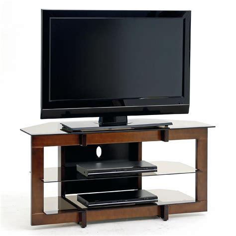 corner media cabinets flat screen tvs furniture black painted oak wood corner tv cabinet with