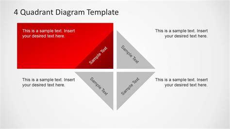 powerpoint templates quadrants 4 quadrants diagram template for powerpoint slidemodel