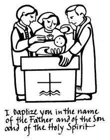 baptism coloring pages my journey