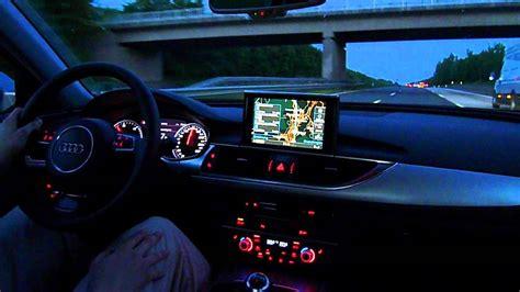 Audi Night by Audi A6 Interior Night Wallpaper 1280x720 2666