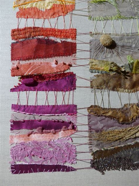 Patchwork Artists - catherine tourel patchwork textile http