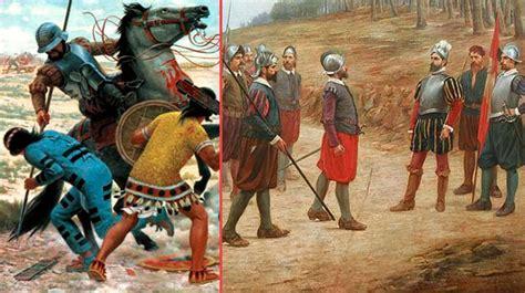 desertores los espaoles que estas son las culturas del per 250 antiguo que se aliaron con los espa 241 oles para tumbarse el