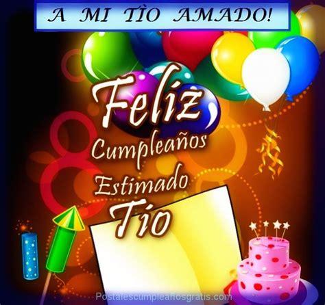 Imagenes De Feliz Cumpleaños Tio | t 236 o querido im 225 genes de feliz cumplea 241 os para ti
