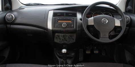 Nissan Livina Xgear 2008 Manual nissan livina x gear 1 6 visia specs in south africa