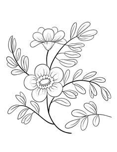 890 Best Embroidery Hearts & Flowers images | Embroidery