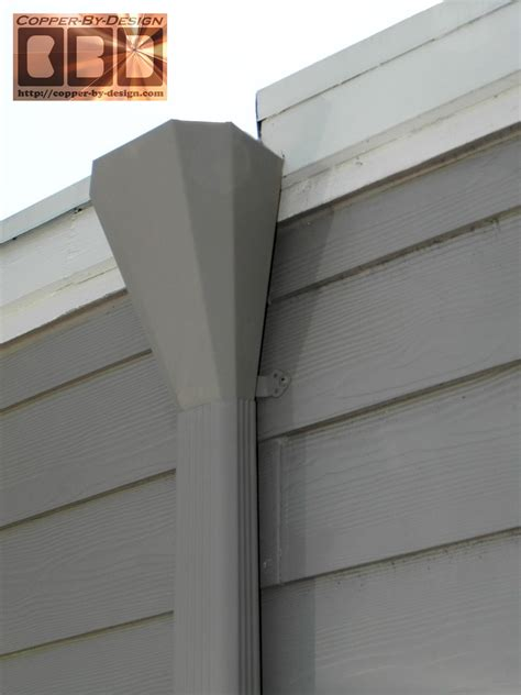 an object busting througha metal roof 1000 images about gutters scuppers downspouts on