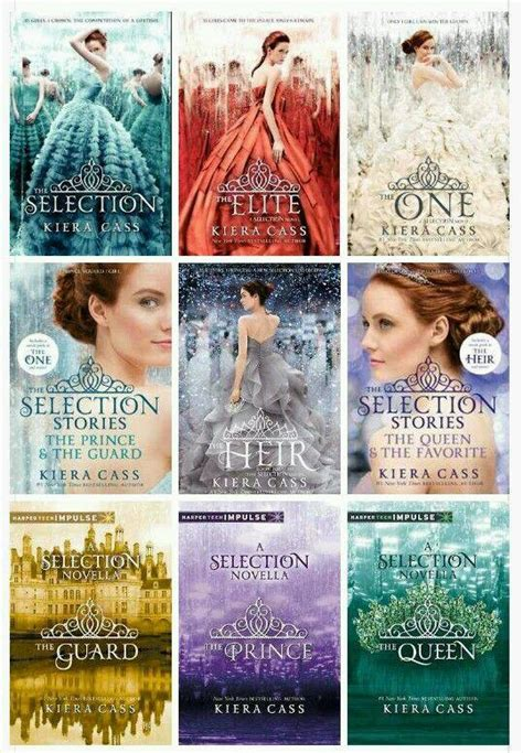 Novel Happily After Kiera Cass the selection series la saga all ombra di hunger