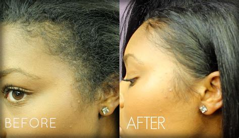 safe hair styles for edges how to style edges on straight hair life updates