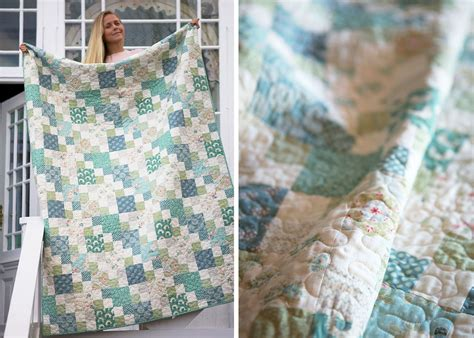 Bunte Steppdecken by The Lake Quilt 7 Diverses Couture