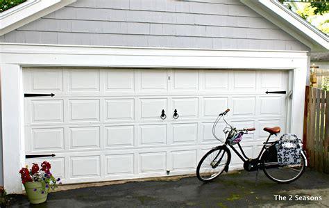 Garage Door Update How To Update A Garage Door