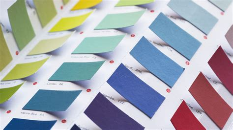 colour cards product categories paint paper