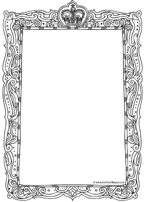 picture template printable picture frames templates vastuuonminun
